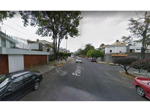 venta remate bancario casa en paseos de taxquena mx21 jr7494