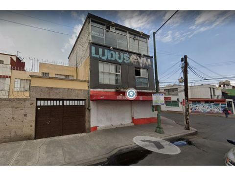 venta remate bancario edificio en prado churubusco mx21 jr8506