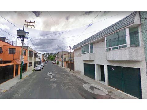 venta remate bancario casa en prado churubusco mx21 jr8535