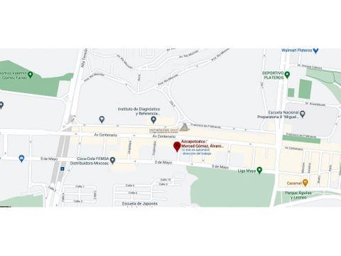 venta de remate inmobiliario terreno en merced gomez mx21 ju0591
