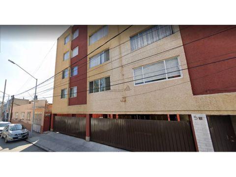 departamento en villa gustavo a madero exclusiva mx21 ka4859