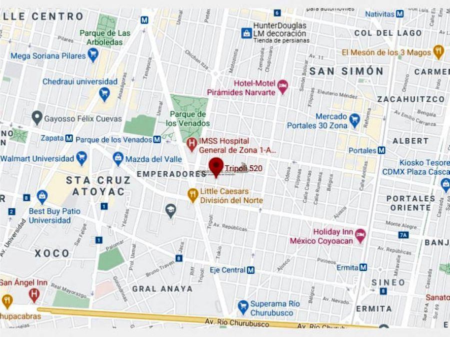 departamento en portales norte mx20 je7968