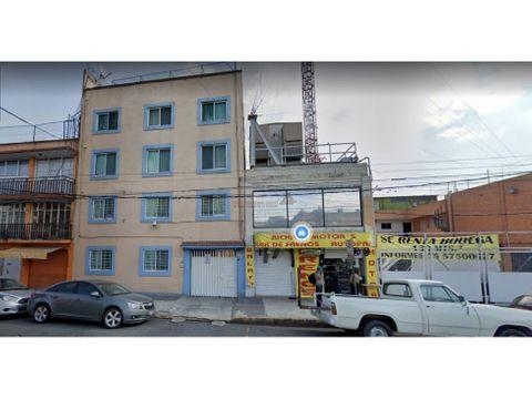 departamento en villa de aragon exclusiva mx21 ka4438
