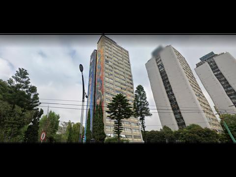 departamento en nonoalco tlatelolco mx20 ji5843
