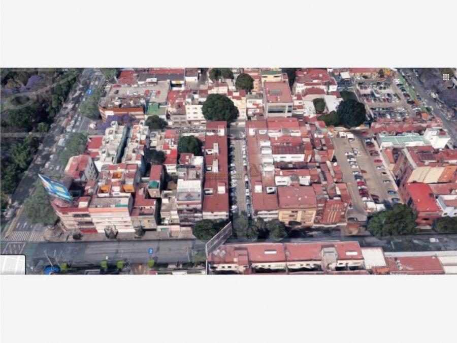 departamento en del valle centro mx20 ix4232