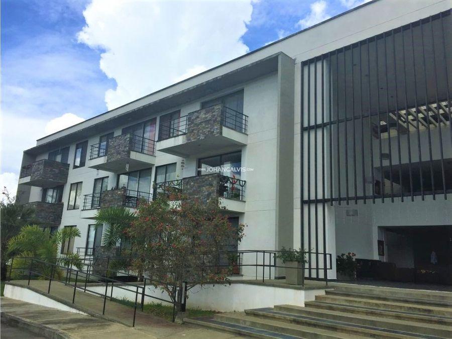 venta apartamento cerca club campestre