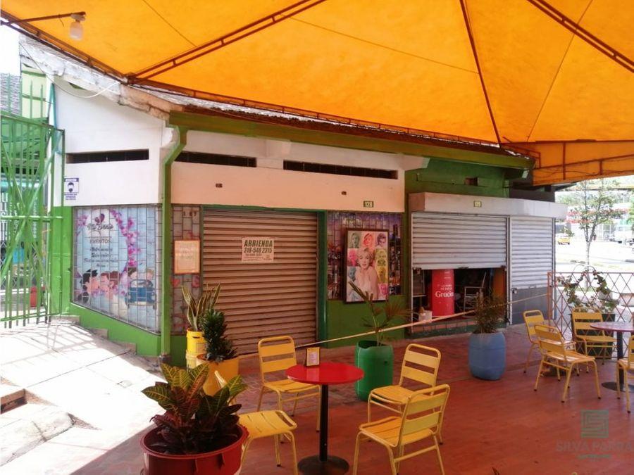 vendo arriendo local comercial frente exito de la rosita bucaramanga
