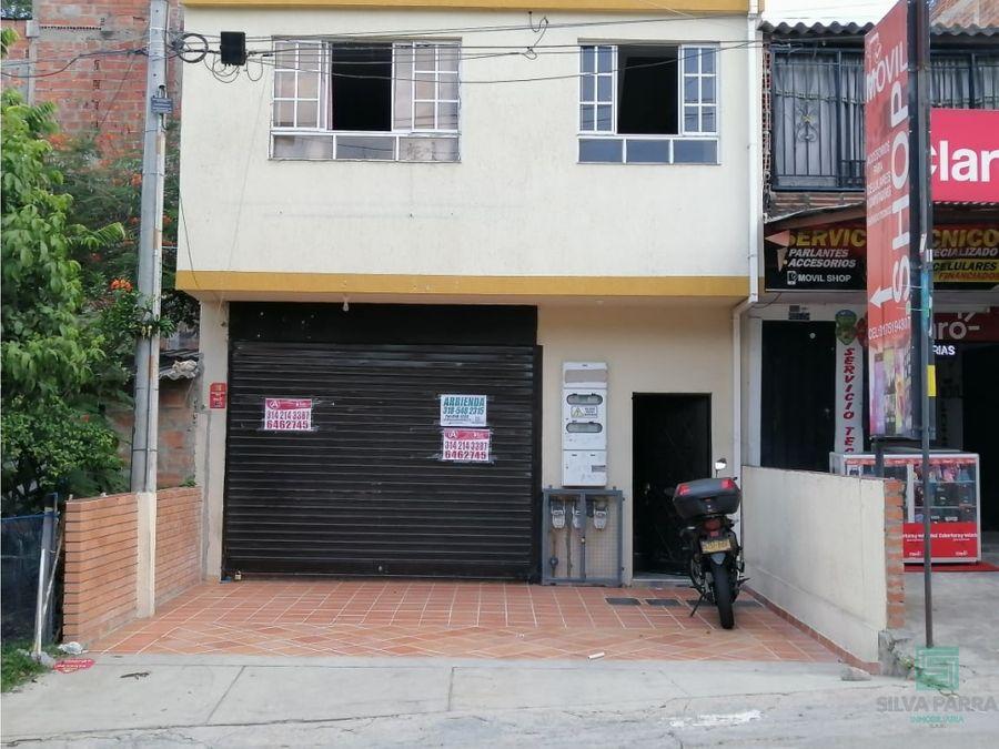 arriendo local comercial balcones de giron