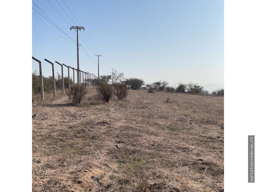 quillota venta parcela 12000 mts2 apta proyectos inmobiliarios