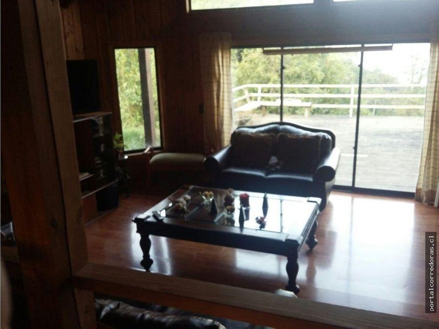 venta hermosa casa en puerto octay