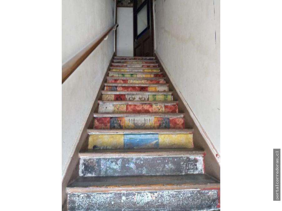 arriendo casa en cerro alegre valparaiso