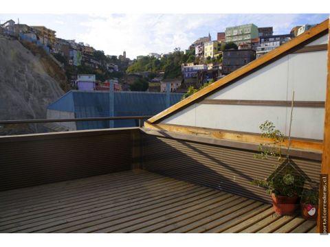 loft de la aduana barrio pto valpo 80100m2