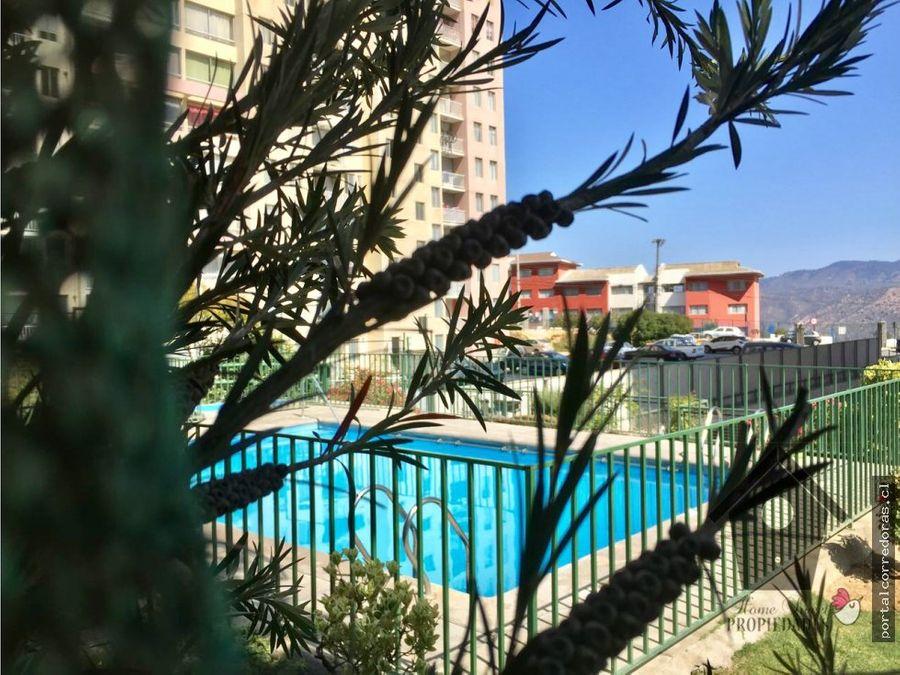 villa dulce vina del mar 2d 1b 50m2