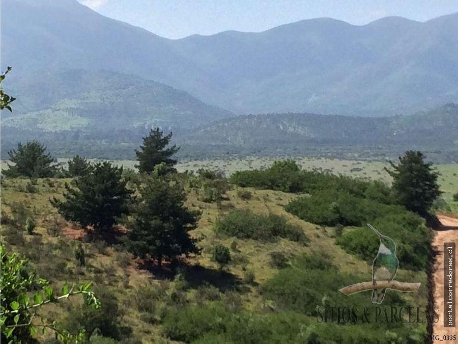 f 190 valle alegre quintero 20000m2