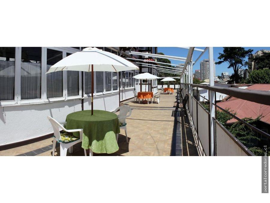 hotel centro de vina del mar
