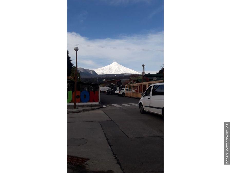 venta de hermosas cabanas en centro de pucon