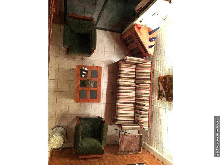 se arrienda bella casa en condominio en pucon