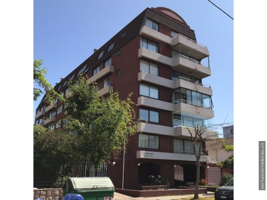 vina venta penthouse 5d 4b 2est 2bod 160 mts2 6norte