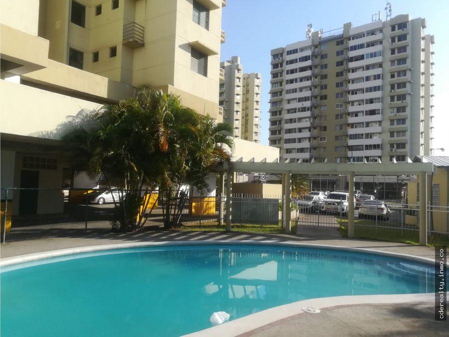 apartamento en via espana ph torre de espana