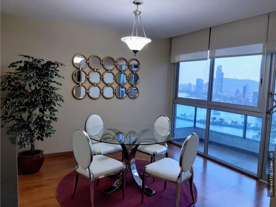 alquiler apartamento av balboa amoblado