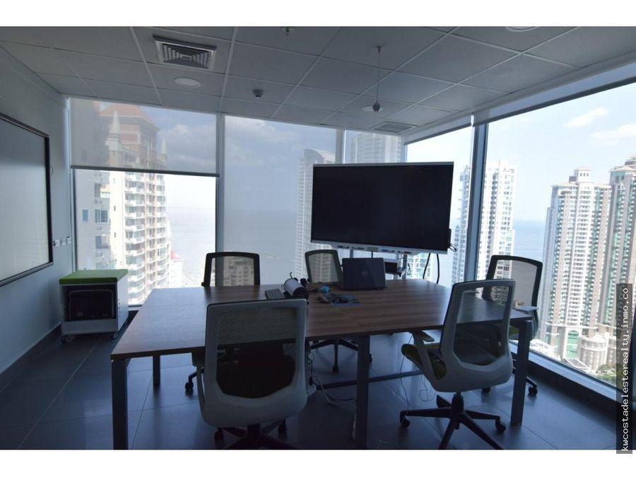 oceania business oficina alquiler 235 m2