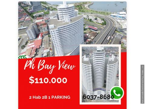 apartamento en venta ph bay view