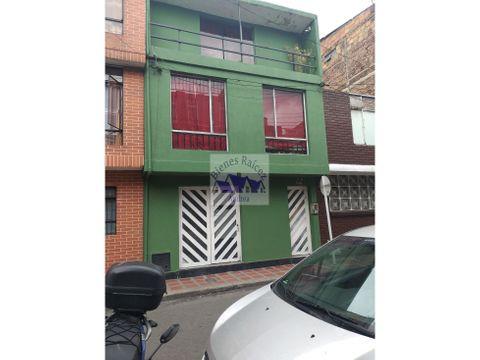 vendo casa rentable en restrepo bogota