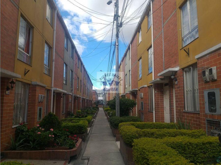 vendo casa en zona franca fontibon bogota