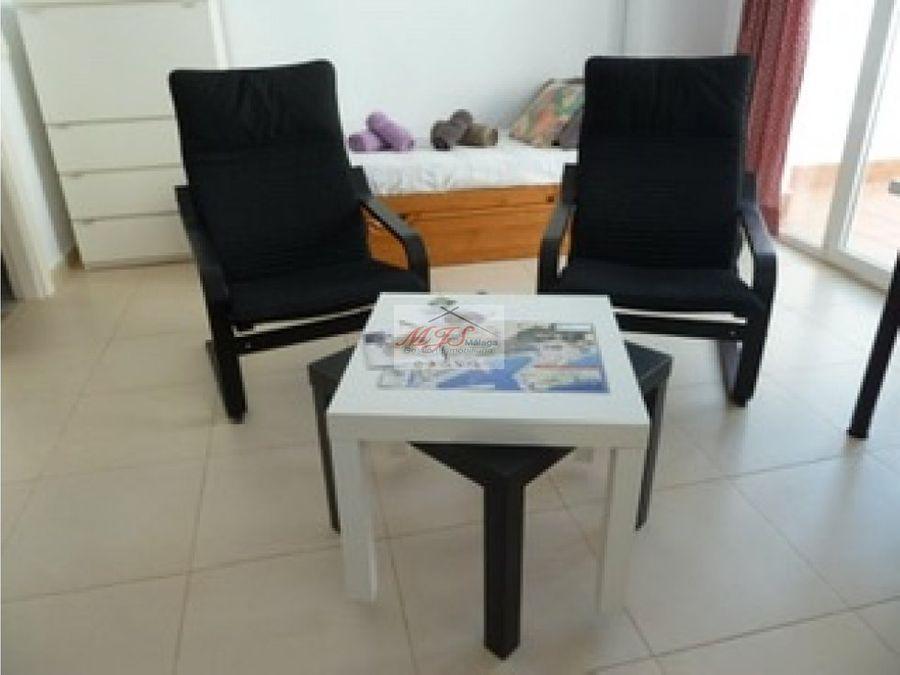 estudio de alquiler en malaga centro