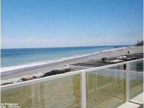 estepona a pie de playa