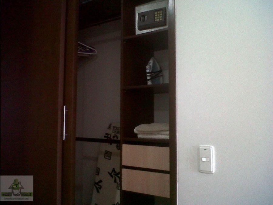 apartamento amoblado poblado oviedo medellin