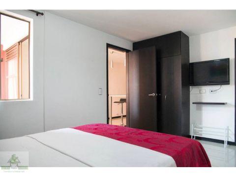 apartamento amoblado poblado san marcos
