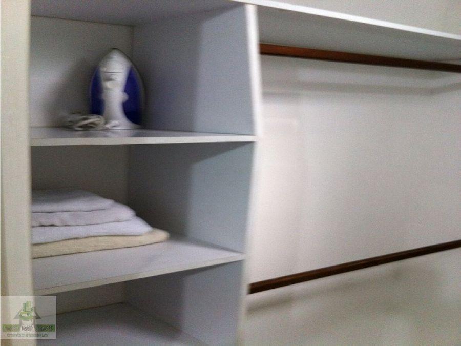 apartamento amoblado laureles medellin
