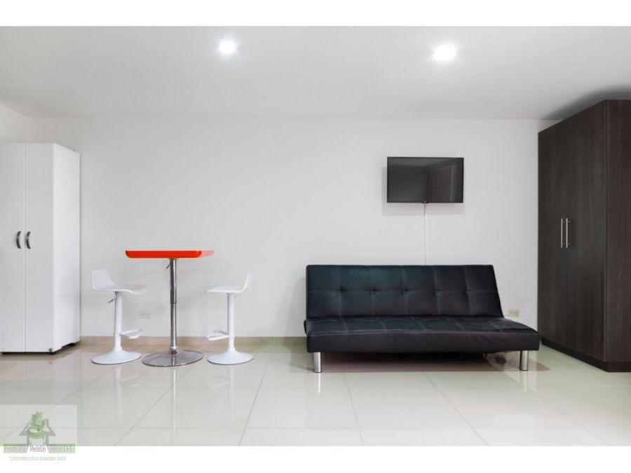 apartamento amoblado ed frontera