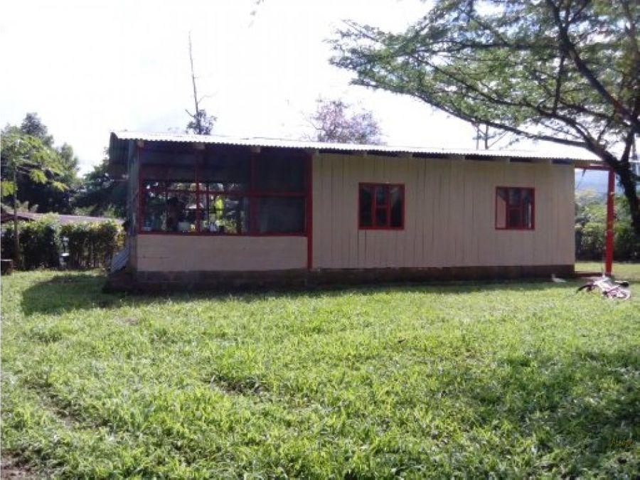 venta quinta de 4000 m2 san rafael guatuso