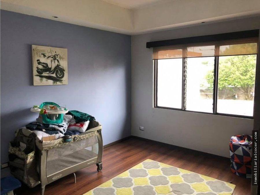venta de hermosa casa en san ramon centro
