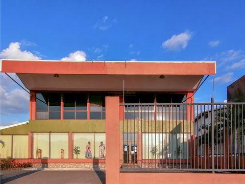 venta de edificio industrial naranjo alajuela