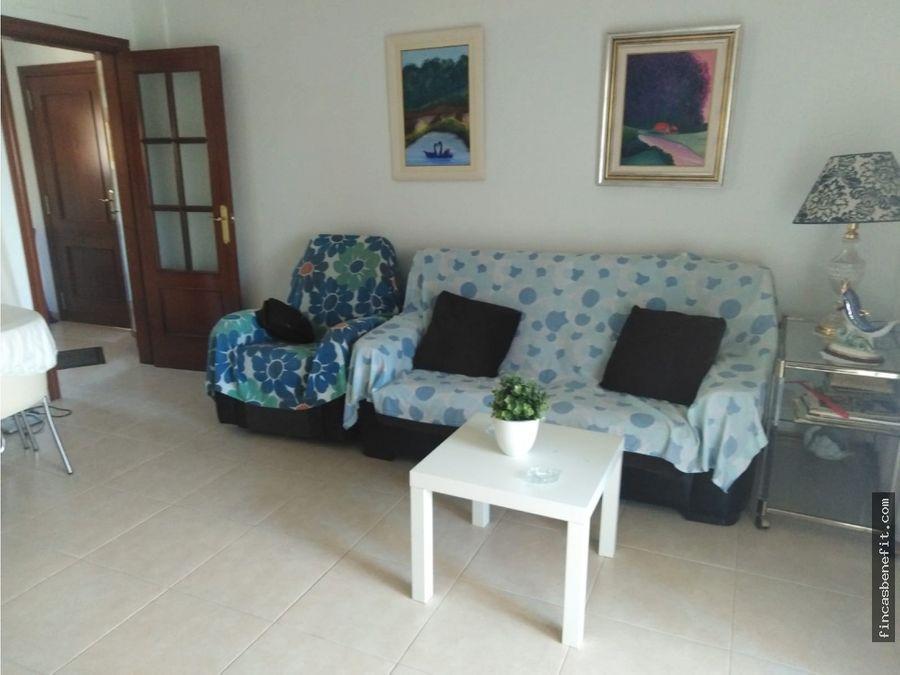 apartamento zona renfe y playa