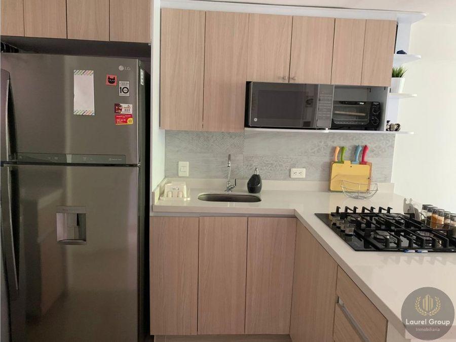 se vende apartamento en loma de los bernal parte baja