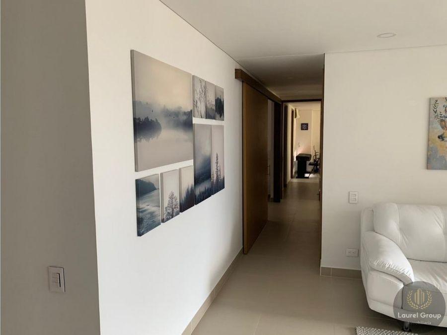 venta de apartamento en el poblado c
