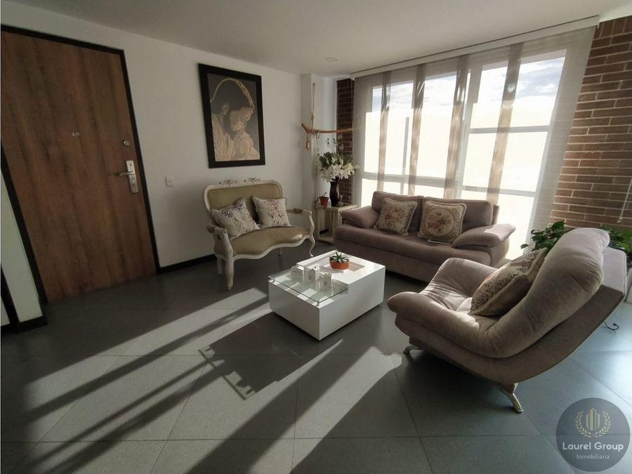 se vende hermoso apartamento en belen malibu