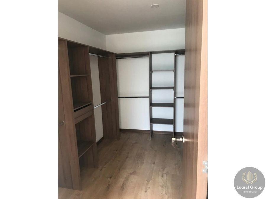 se vende apartamento para estrenar en loma del escobero