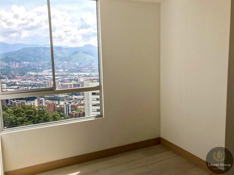 apartamento en venta unidad cerrada loma del indio