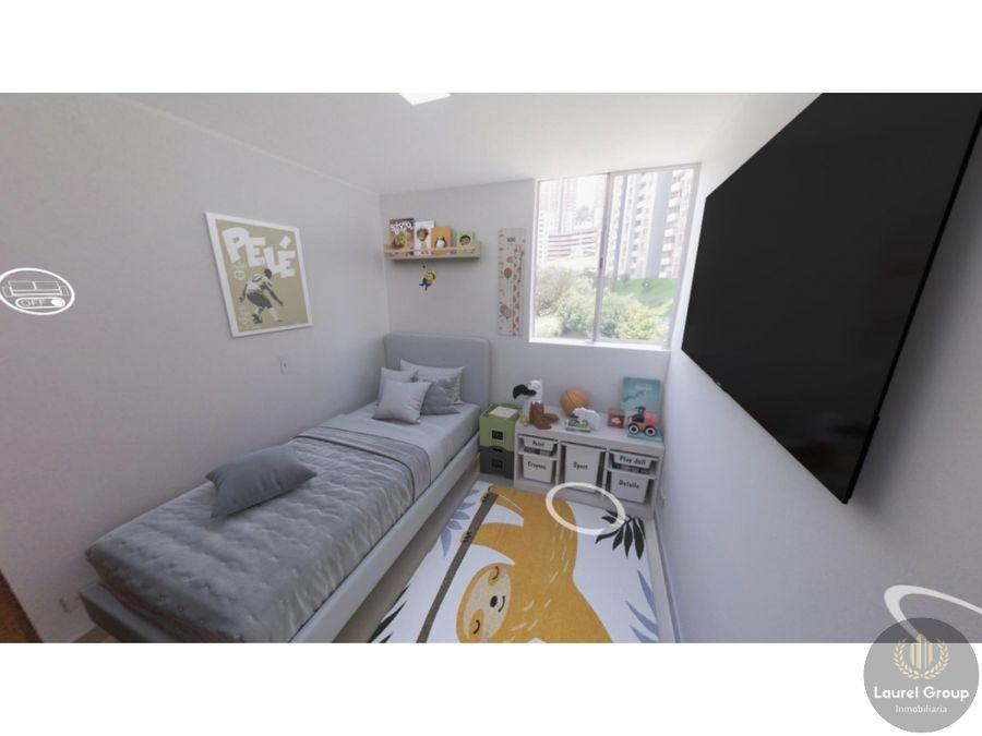 se vende apartamento en robledo pajarito medellin
