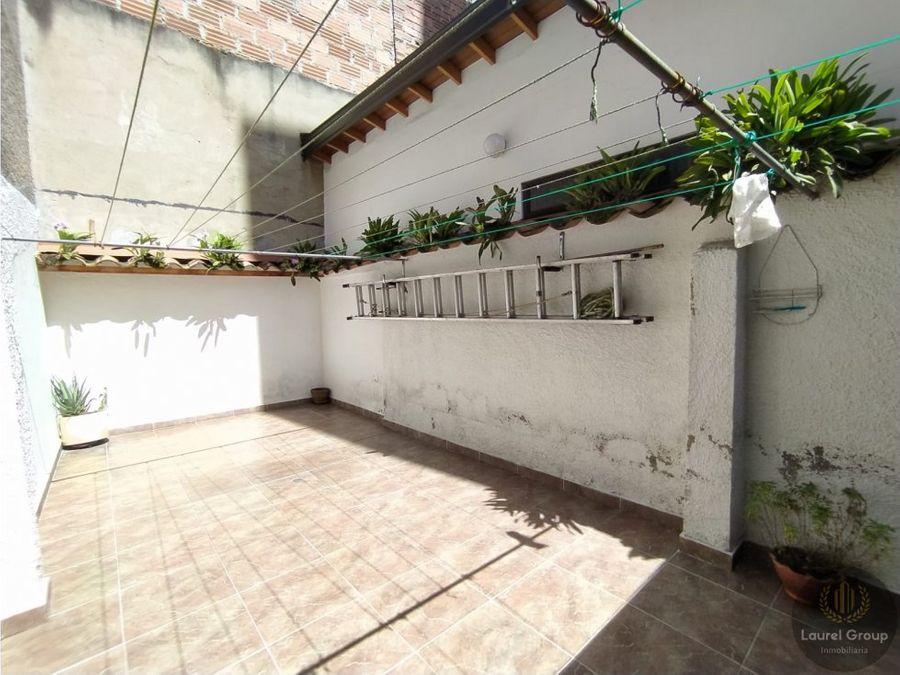 hermosa casa lote para la venta en san joaquin medellin