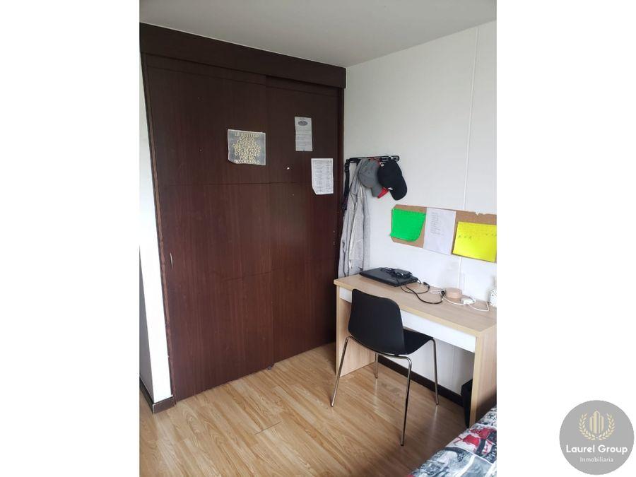 se vende apartamento en calasanz parte baja medellin c