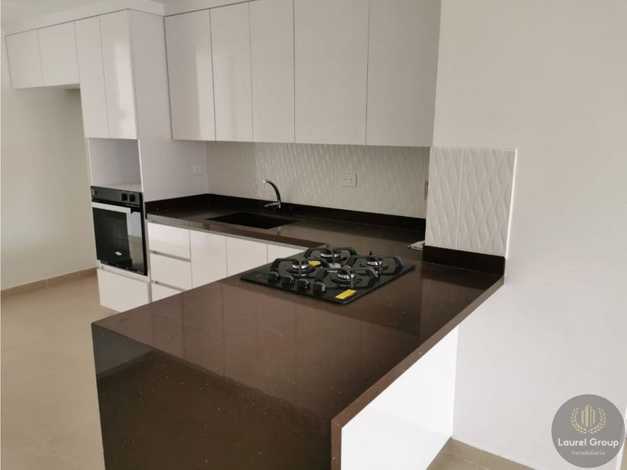 se vende apartamento nuevo en envigado