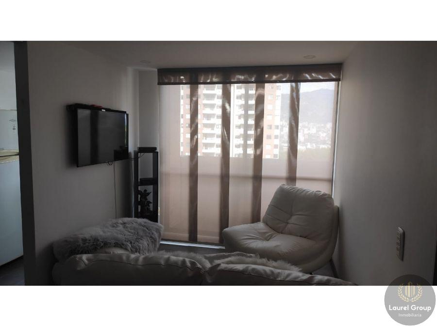 se vende apartamento en el rodeo medellin c