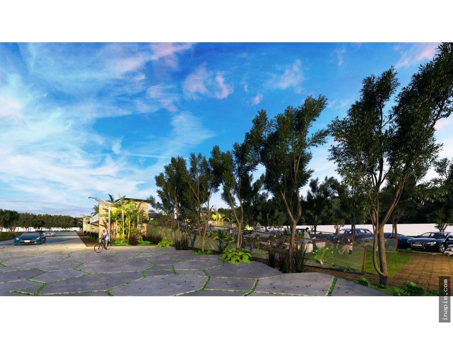 terrenos en comunidad residencial