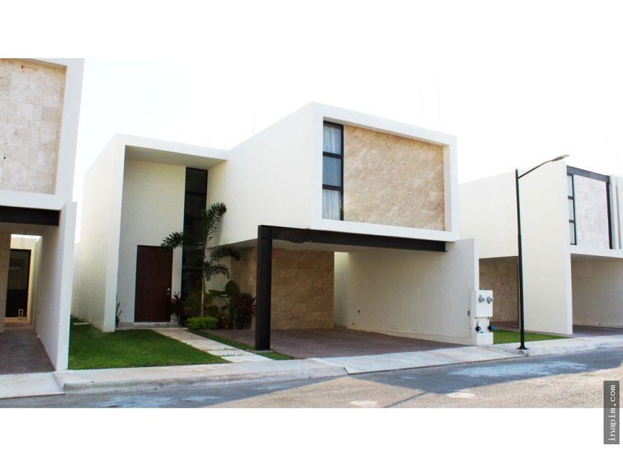 casa en venta norte de merida priv san jeronimo